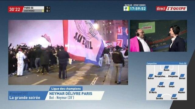 La Grande Soirée du 11 mars - Paris-SG - Borussia Dortmund, Ligue des Champions - Football - Replay