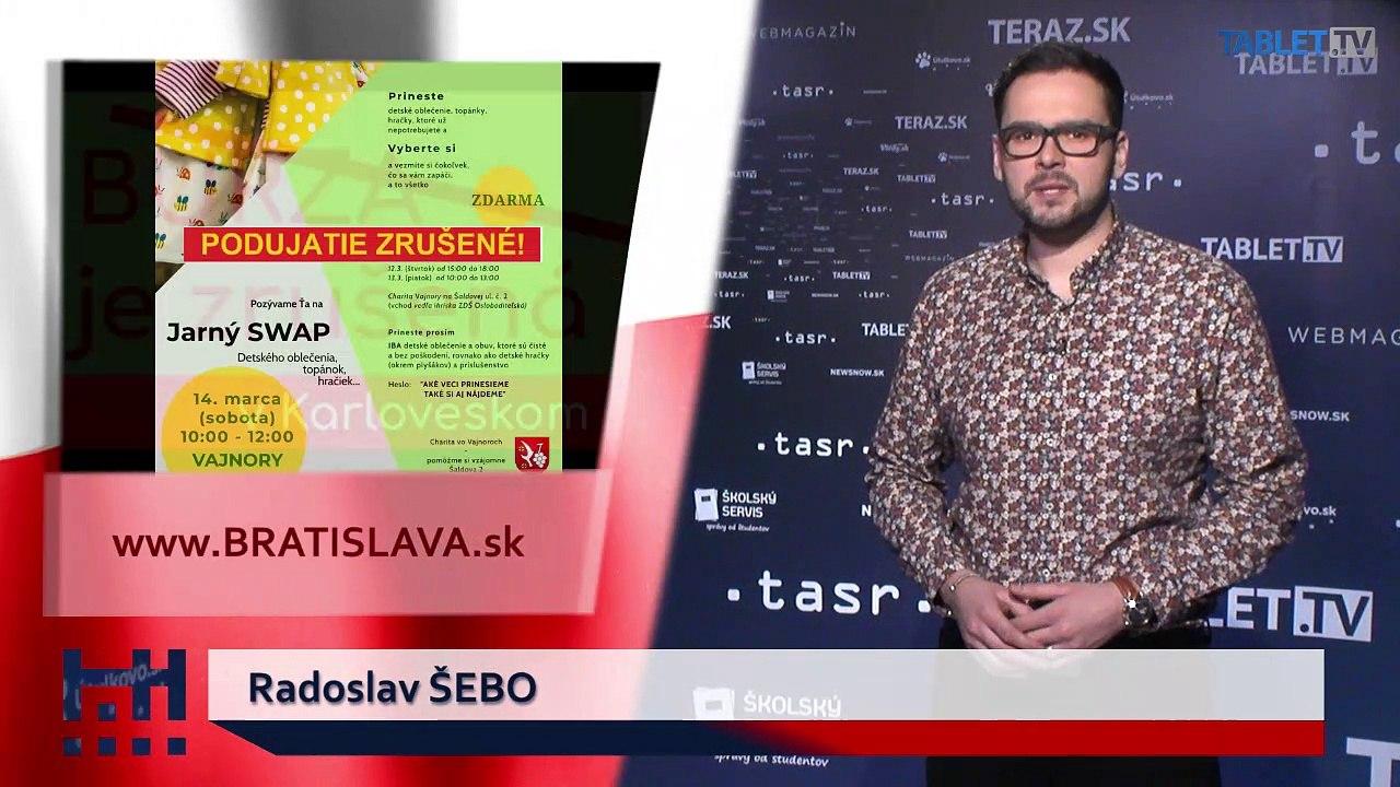 POĎ VON: Hlavné mesto ruší podujatia v súvislosti s koronavírusom