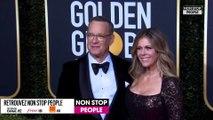 Coronavirus : Tom Hanks et sa femme testés positifs