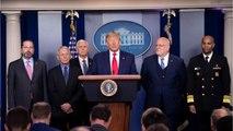 Trump Issues Travel Restrictions Amid Coronavirus Pandemic