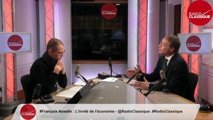 CORONAVIRUS : « LE GOUVERNEMENT A PRIS DES MESURES BIEN CALIBREES MAIS INSUFFISANTES » - FRANÇOIS ASSELIN - L'INVITE DE L'ECONOMIE DU 12/03/2020