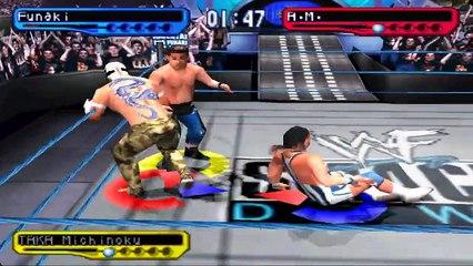 WWF Smackdown! 2 - A.M. season #14