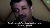 Neil deGrasse Tyson explique pourquoi des aliens ne nous envahiront pas