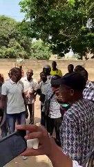Togo : départ de Mgr Kpodzro de la maison d'Agbéyomé Kodjo après la levée du blocus sécuritaire