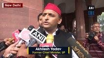 'If someone is responsible for Delhi violence, it's BJP': Akhilesh Yadav