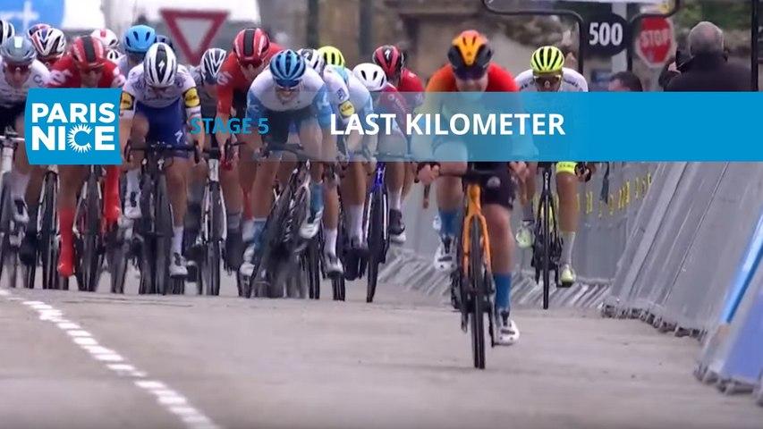 Paris-Nice 2020 - Étape 5 / Stage 5 - Last Kilometer/Dernier Kilomètre
