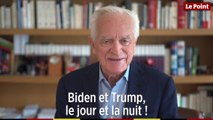Philippe Labro - Biden et Trump, le jour et la nuit !