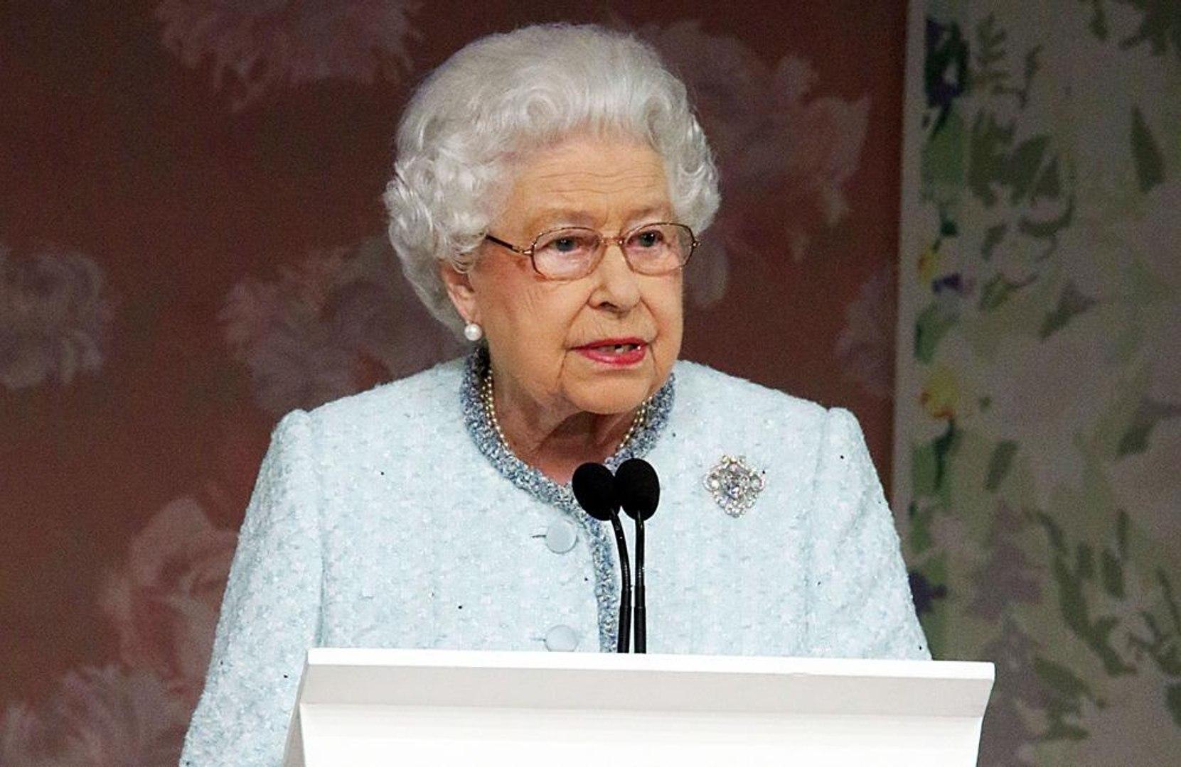 Queen: Sie vermeidet Händeschütteln wegen Corona-Virus