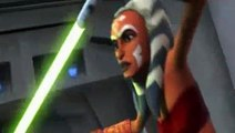 Star Wars The Clone Wars S01E07 Duel of the Droids