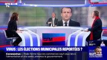 Story 1 : Les élections municipales reportées ? - 12/03