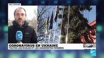 Coronavirus : Toute les écoles et les universités fermées en Ukraine