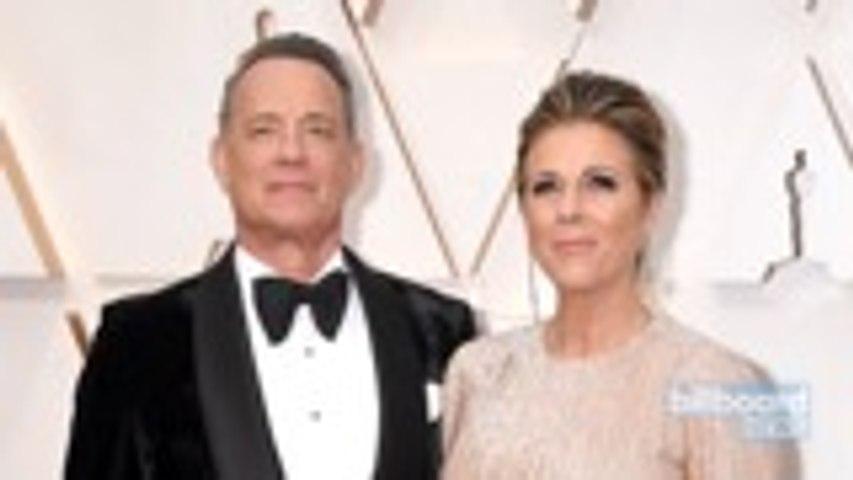 Tom Hanks & Rita Wilson Diagnosed With Coronavirus | Billboard News