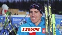 Fillon Maillet «Je ne comprends pas» - Biathlon - CM (H)