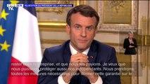 """Coronavirus: Emmanuel Macron annonce """"un mécanisme exceptionnel et massif de chômage partiel"""""""