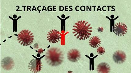 Coronavirus : comment contrôler une épidémie, mode d'emploi