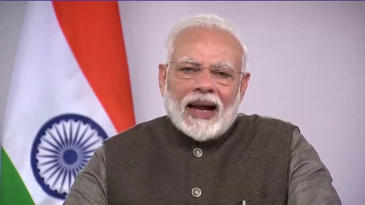 Crona virus Trending News Speech  By Modi