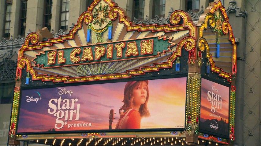 Star Girl LA Premiere
