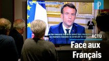L'integralité de l'allocution d'Emmanuel Macron sur la pandémie de Coronavirus