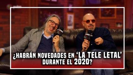 """Esta famosa dejo """"absortos"""" a Martín de Francisco y Santiago Moure en 'La tele Letal'"""