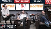 Barstool Rundown - March 12, 2020