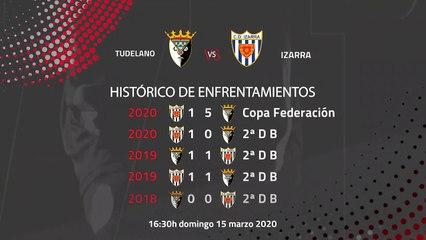 Previa partido entre Tudelano y Izarra Jornada 29 Segunda División B