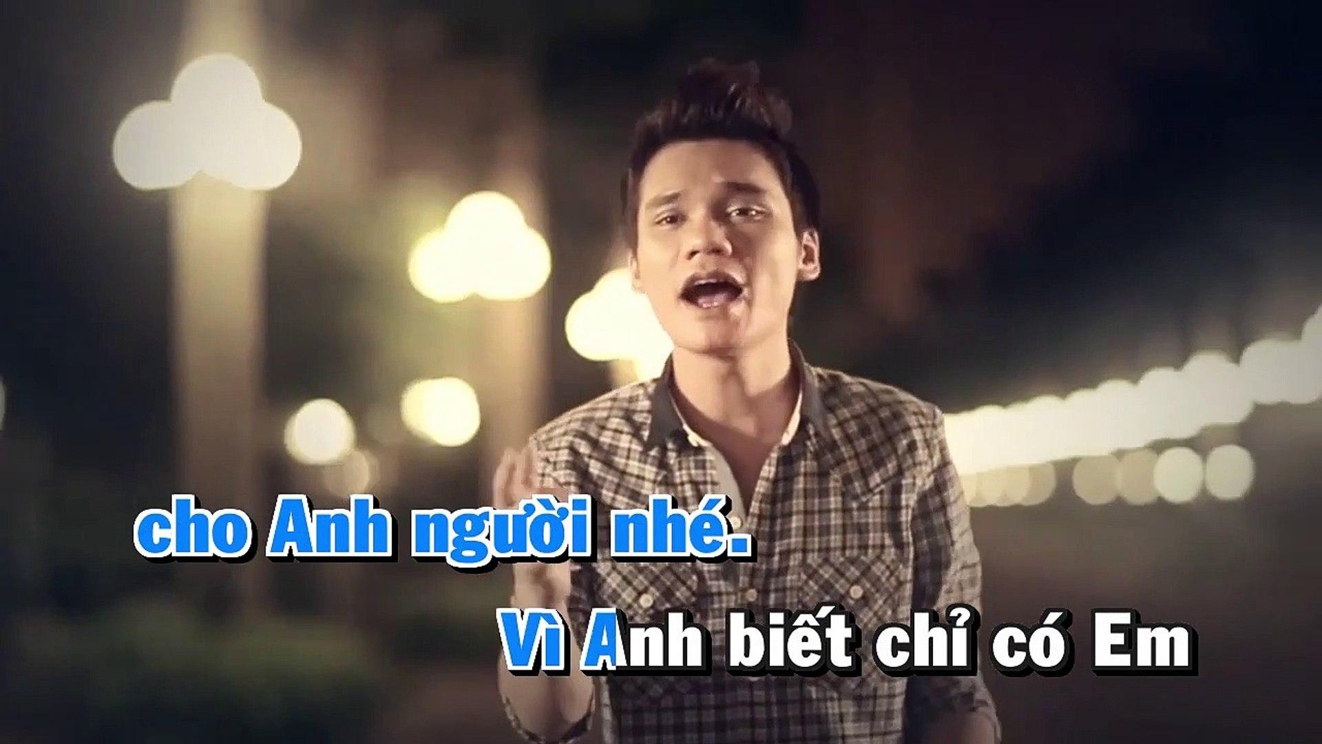 [Karaoke] Anh Nhận Ra - Khắc Việt [Beat]