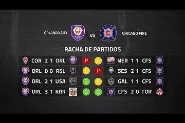 Previa partido entre Orlando City y Chicago Fire Jornada 4 MLS - Liga USA