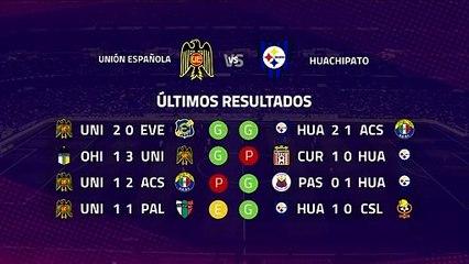 Previa partido entre Unión Española y Huachipato Jornada 8 Primera Chile