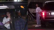Alia Bhatt seen late night at Sanjay Leela Bhansali's Office; Watch Video | FilmiBeat