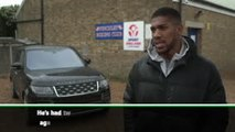 Joshua gives update on possible Fury bout