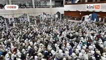 Bukan 5,000 tapi 14,500 rakyat Malaysia hadir himpunan tabligh di Masjid Sri Petaling