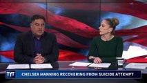 Chelsea Manning Hospitalized