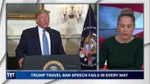 Trump Bans Travel Between Europe and United States