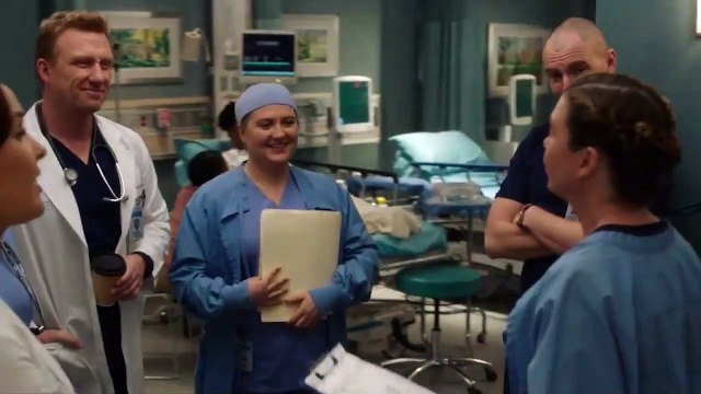 Grey's Anatomy Season 16 Episode 18 Promo Give a Little Bit (2020)