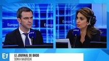 """Fermeture des établissements scolaires : Olivier Véran table sur """"au minimum 15 jours"""""""