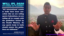 #CORONAVIRUS threat to IPL 2020_ _ Cricket Aakash _ IPL 2020 News_lSXAriCV_Aw_360p