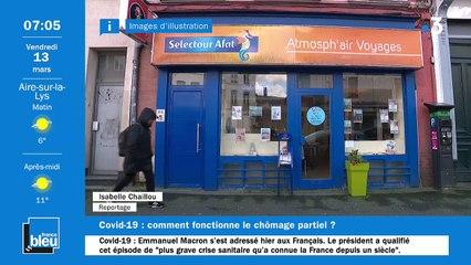 La matinale de France Bleu Nord du 13/03/2020