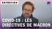 Pandémie de Coronavirus : que retenir du discours d'Emmanuel Macron ?