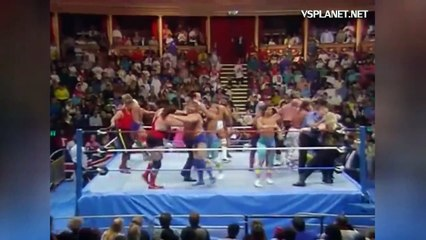 WWE Battle Royal @ Albert Hall, 03.10.1991