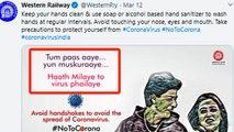 Western Railway ने Coronavirus पर बनाया Song Social Media पर Viral | Coronavirus Viral Song |Boldsky