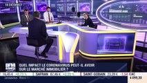 Jean-Marc Torrollion (FNAIM) : Quel impact le coronavirus peut-il avoir sur le marché immobilier ? - 13/03