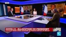 Quelle analyse en tirer de l'allocution d'Emmanuel Macron ?