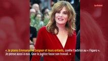 Juliette Binoche sur Polanski : « Je plains Emmanuelle Seigner et leurs enfants… »