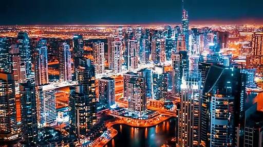 Dubai City | cinematic travel video