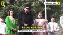Farooq Abdullah to be Released After Six Months of Detention