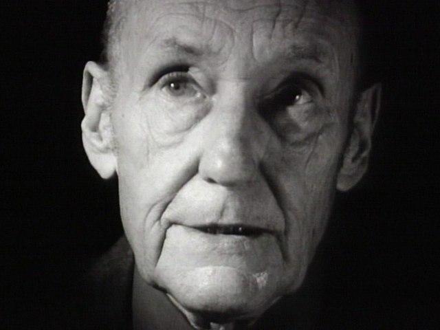 William S. Burroughs - A Thanksgiving Prayer