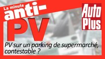 PV sur un parking de supermarché, contestable ?