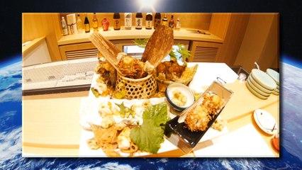 The Donna Drake Show in Japan: Ep.107 - Kaiseki Dinner