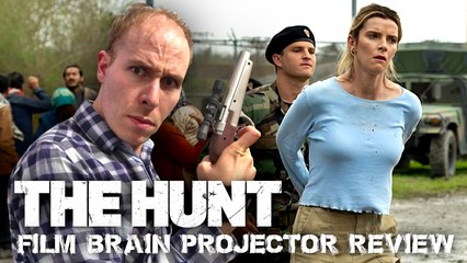 Projector: The Hunt (2020) (REVIEW)