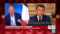 Le discours d'Emmanuel Macron était-il mobilisateur ?